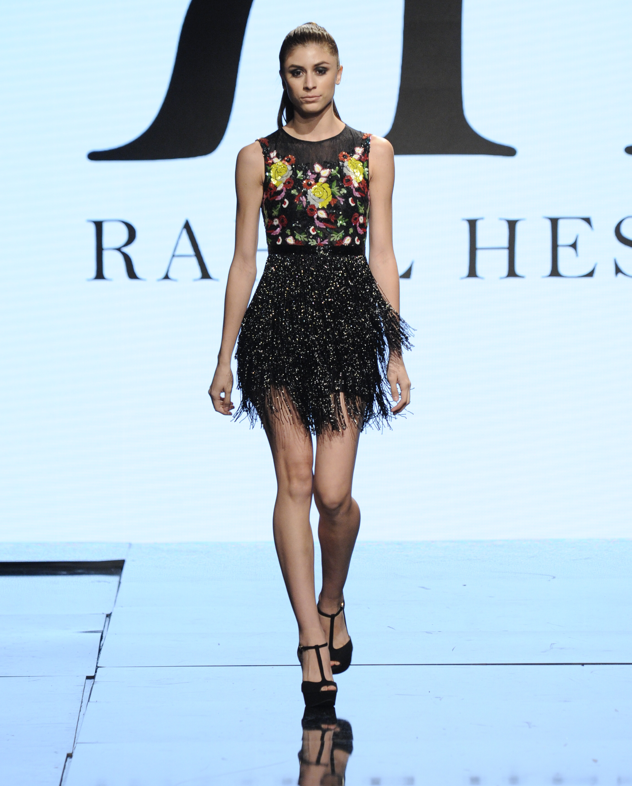Rahil Hasan At Art Hearts Fashion Los Angeles Fashion Week Presented By Aids Healthcare