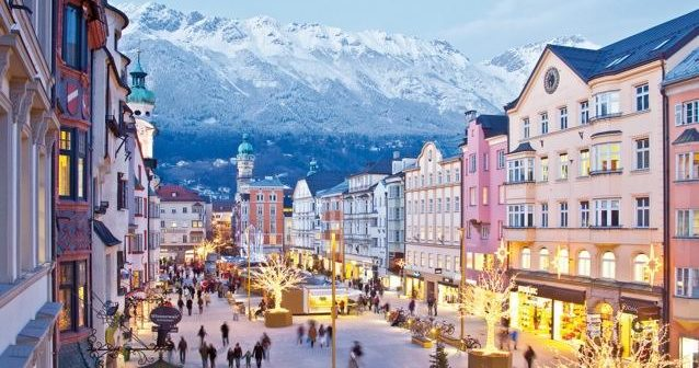 Innsbruck and Tirol Austria are gearing up for a wondrous winter season  ahead complete with new ski areas, holiday happenings at Swarovski Crystal  Worlds, ...