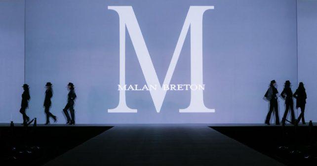 Malan Breton Debuts Fw17 Collection At Style Fashion Week La Style Society Magazine