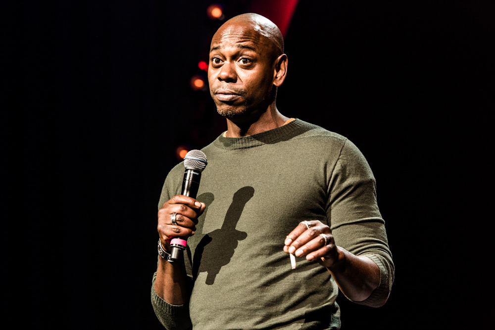 Dave Chappelle Kicks Off Stand Up Comedy Residency At