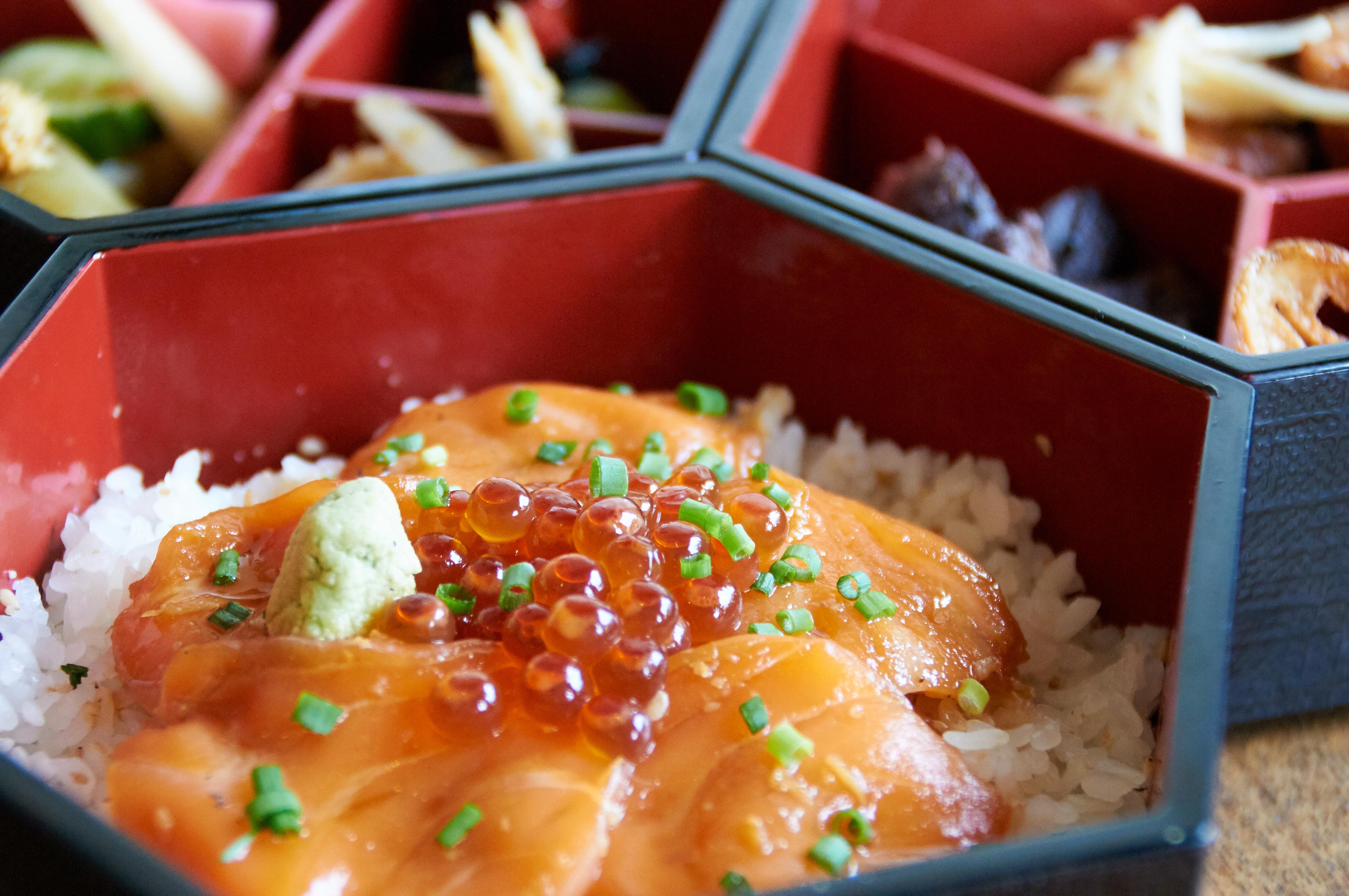 necco japanese restaurant debuts kaiseki style bento | style