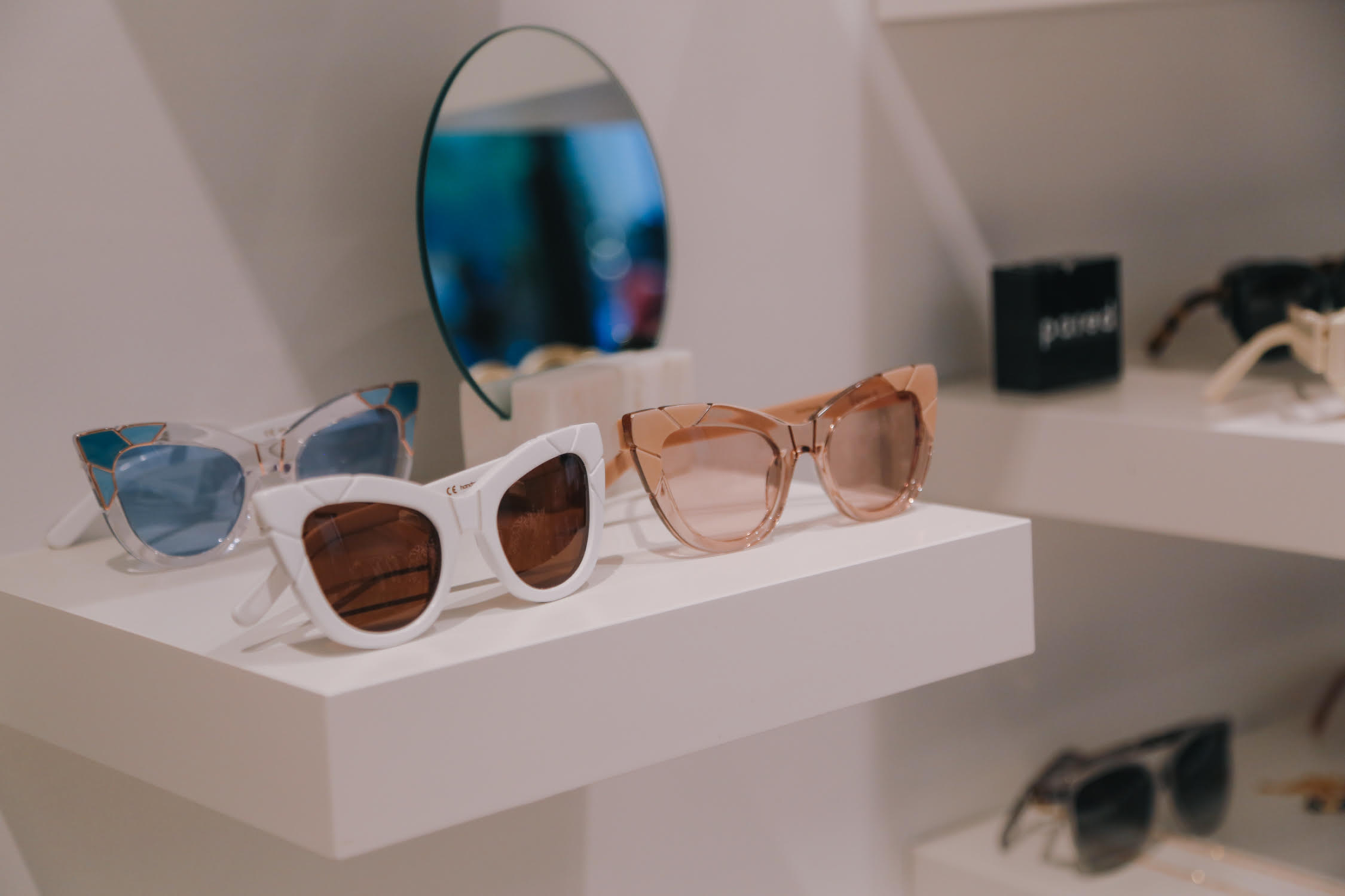 Pared Eyewear Debuts New Designs And Aussie Koisk La Pop Up Style Society Magazine