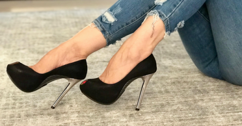 72ba1fe80a9af Dr. Taryn Rose Launches First of its Kind High Heel