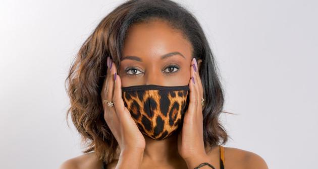 Face Mask But Make It Fashion