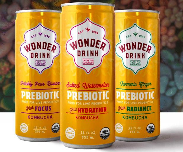 Wonder Drink Prebiotic Plus