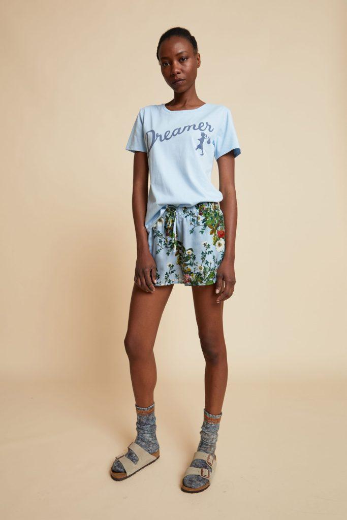 Papinelle and Karen Walker Sleepwear Collection