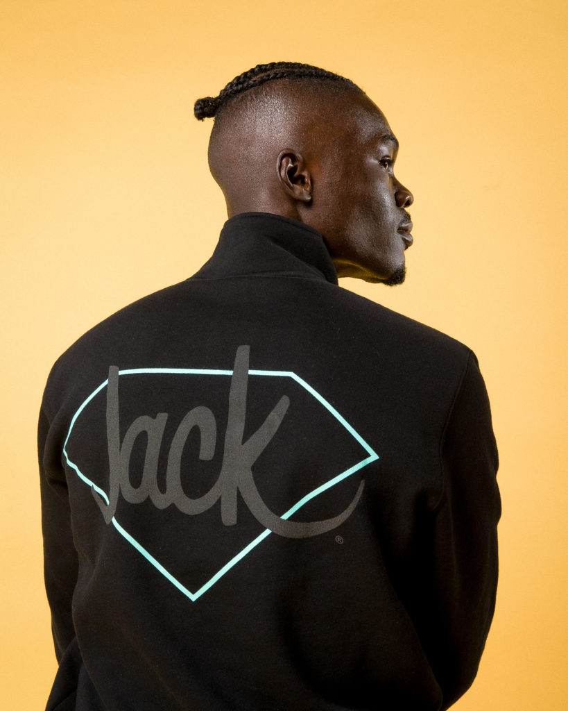 Jack in the Box & Diamond Supply Drop Eat-Leisure Fashion Collection